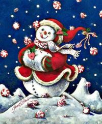 Peppermint Wishes by Janet Stever