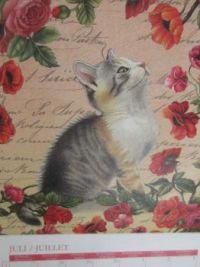 Kitty Calendar July 2021