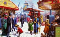 Victorian Winter Funfair