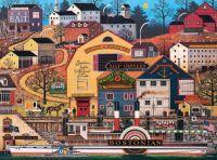 The Bostonion by Charles Wysocki