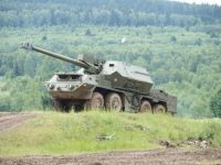 Howitzer Zuzana 155mm