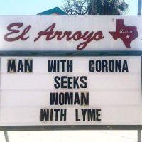 Corona wants Lyme