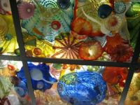 Dale Chihuly's blown glass