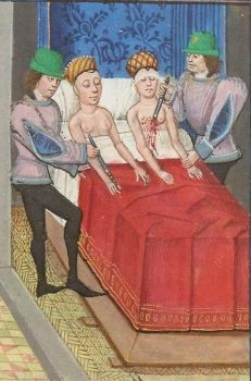 Breast Surgery In Medieval  Times