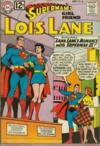 Superman's Girl Friend Lois Lane #36