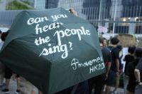 Umbrella Movement Hong Kong 2014