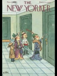The New Yorker Nov. 1st 1958