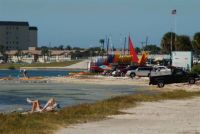 Dunedin Daily Photo: Dunedin Causeway Kayak Rentals: Dunedin, Florida