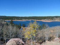 SAM_0211 Lake at base of Pike's Peak