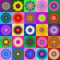Kolorful Kaleidos!  (Medium)