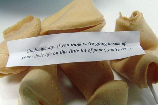 Best Fortune Cookie Ever!