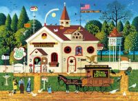 Charles Wysocki - The Bird House