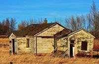 Great Grandpa's Homestead House
