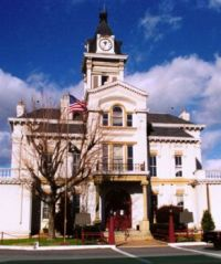 Adair Co. Courthouse, Kentucky