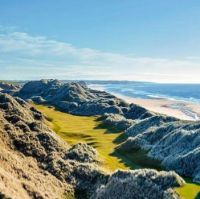 Trump Aberdeen Golf Course, Scotland