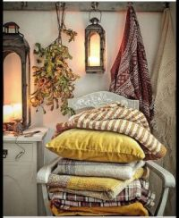 Getting cozy 2