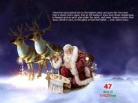 Ho, Ho, Ho ... Santa is coming to town.