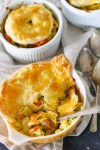 Curry Turkey PotPie