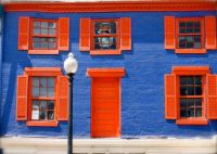 Blue House :)