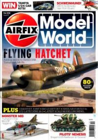 Airfix Model World February 2018