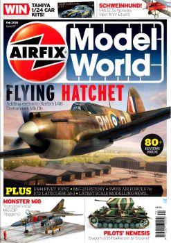 Airfix Model World February 2018
