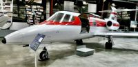 Learjet  Model 23. Pima Air and Space Museum.