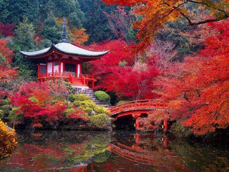 Daigo-ji Temple, Kyoto