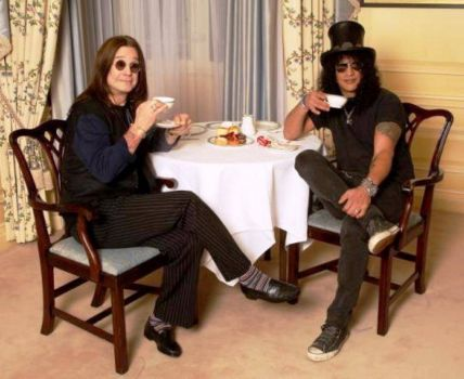 Rockers, Tea for Two - photog unknown
