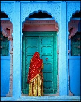 Entrance in Delhi