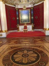 Winter Palace Throne Room