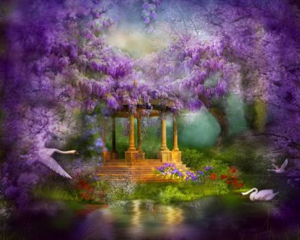 Visions Of Wisteria