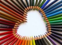 057 - Heart Shaped Pencils