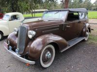 "Chevrolet ""EA Standard Six"" Tourer - 1935"