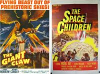 The Giant Claw ~ 1957 and The Space Children ~ 1958