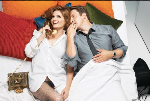 New Caskett photo