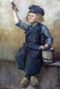 painter boy