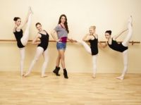 Bunheads, Michelle and the girls