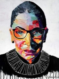 """Ruth Bader Ginsburg in """"Dissent """""""