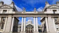 Government building, Ireland.