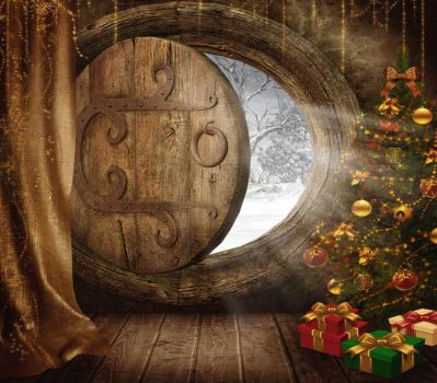 Christmas At Bag End
