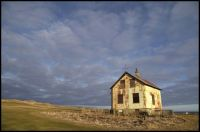 Abandoned and Rusty - Iceland
