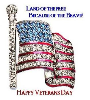 To all veterans and their family's