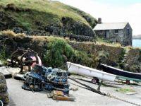 Fishing gear in Cornwall