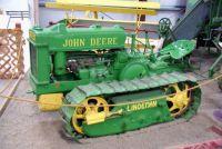 John Deere Lindeman Tractor