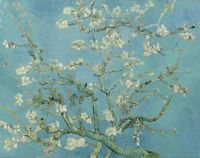 Almond Blossom by Vang Gogh