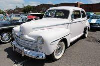 "Ford ""Model 89A"" - Super Deluxe Tudor  - 1948"