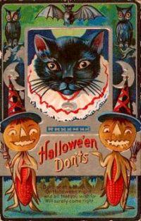 Halloween Don'ts 1913