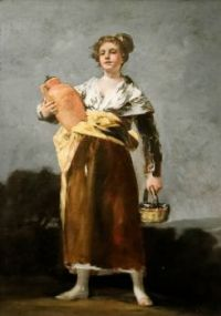 Goya - The Water Carrier (1812)