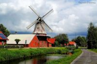 windmill East Frisia