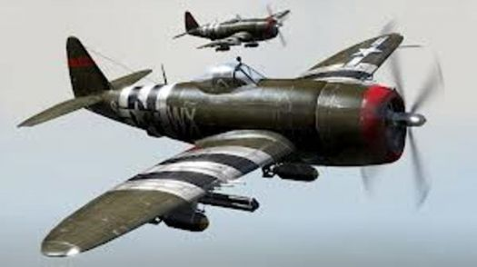 D-Day Thunderbolts